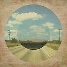 Open Road Collage by Shawna Armstrong