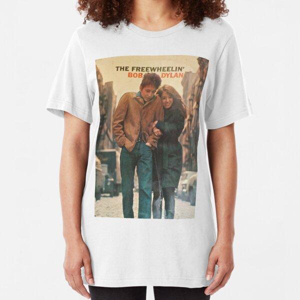 dylan walk vintage bob girlfriend tour 2019 2020 visimisi Slim Fit T-Shirt