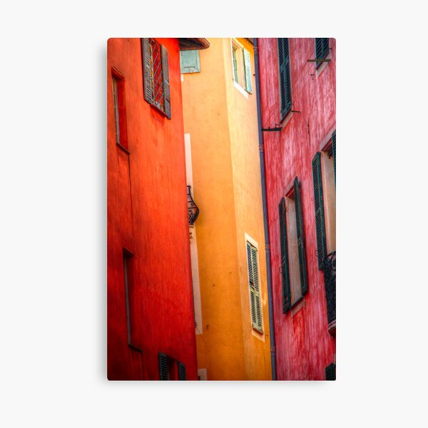 Windows - Nice Canvas Print