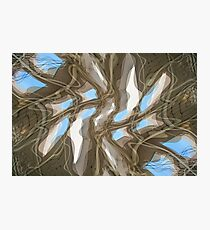 Magritte Ceiling Photographic Print