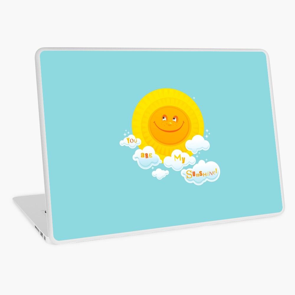You Are My Sunshine! Laptop Skin