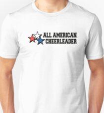 All American Cheerleader Unisex T-Shirt