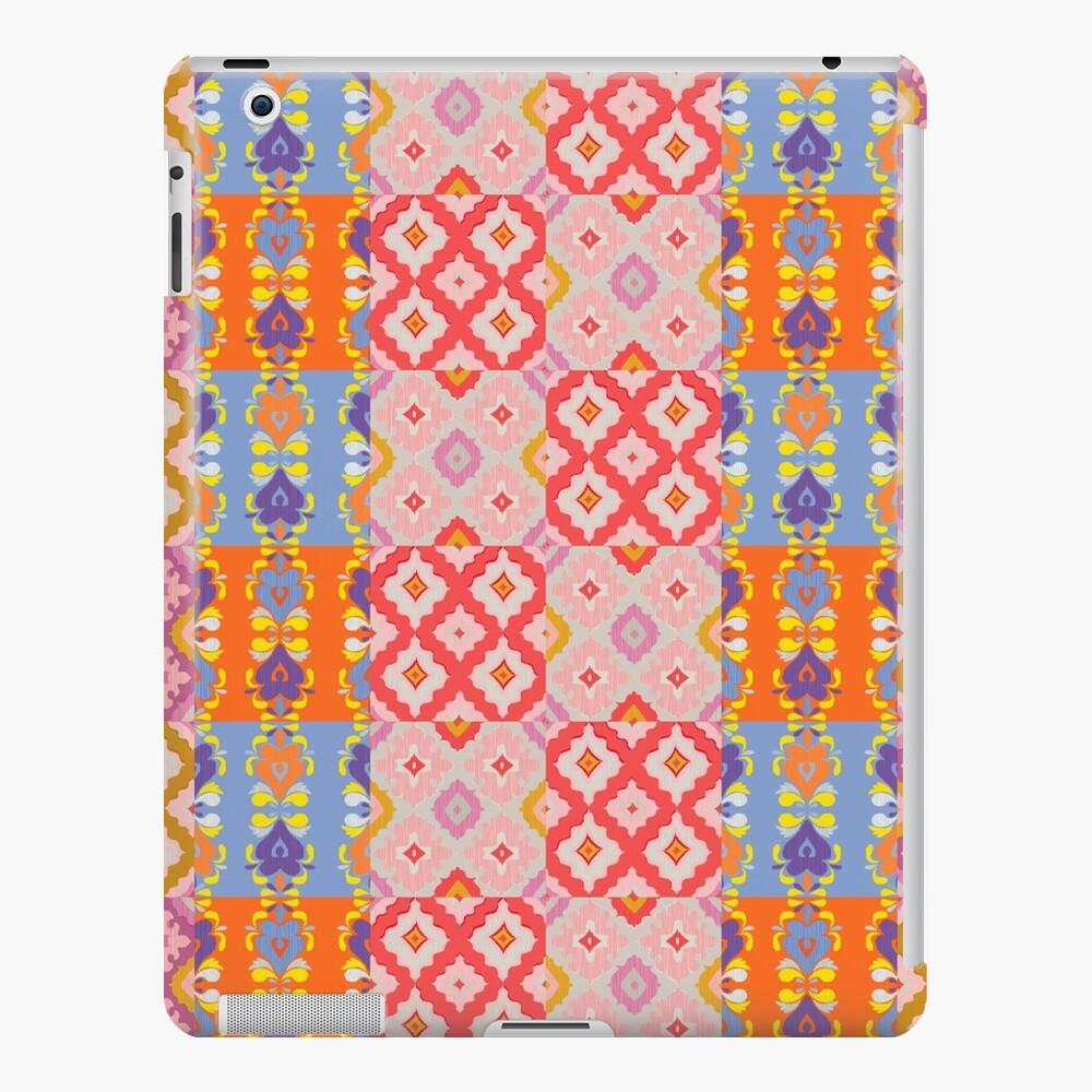 Decorative Ikat Pattern iPad Case & Skin