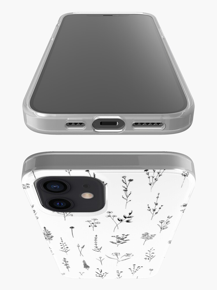Alternate view of Wildflowers iPhone Case & Cover