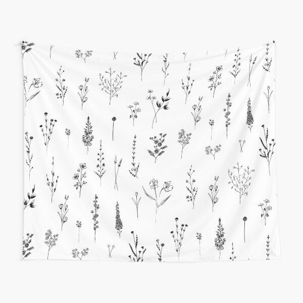 Wildflowers Tapestry