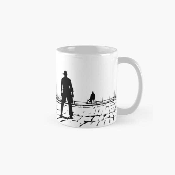 Once upon a time in the West - Sergio Leone Classic Mug