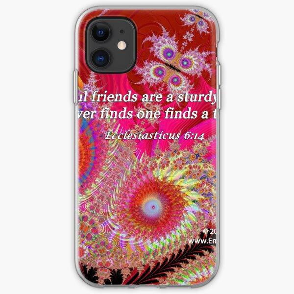 Faithful Friends iPhone Soft Case