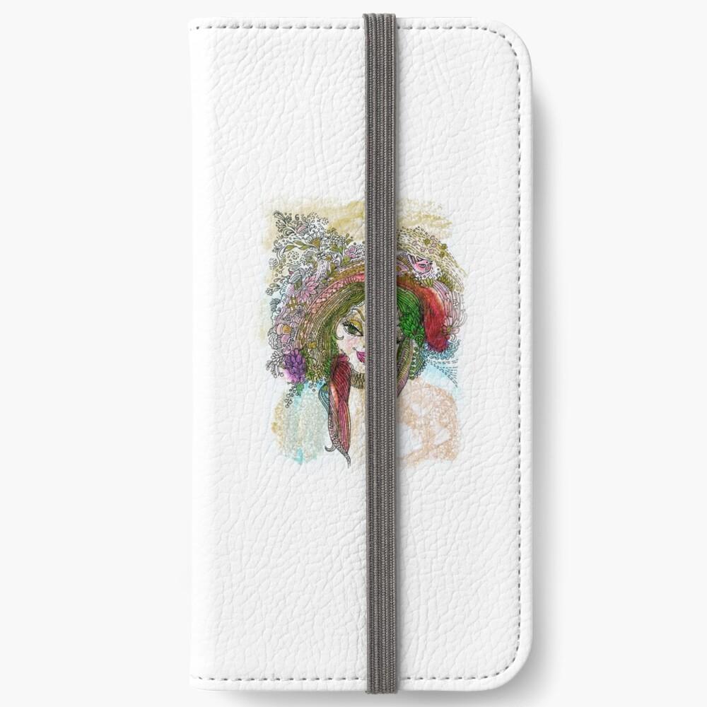 Coquette iPhone Wallet