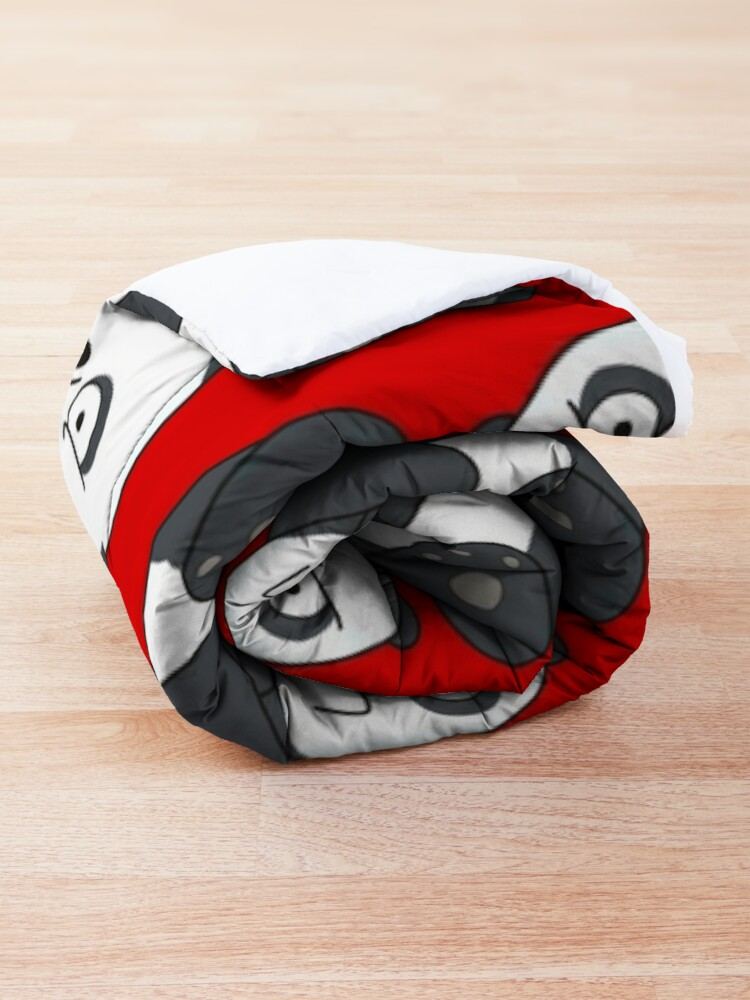 Alternate view of Panda Comforter