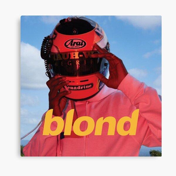 Frank Ocean Blond  Canvas Print