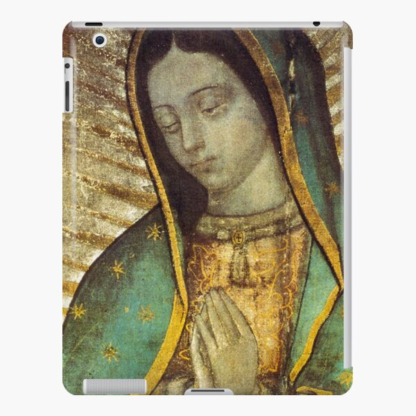 Our Lady of Guadalupe Religious Design  iPad Snap Case