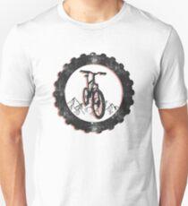 Mountain Bike Cycling Bicycle  Unisex T-Shirt