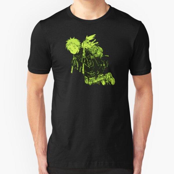 DOROHEDORO EBISU GREEN Slim Fit T-Shirt