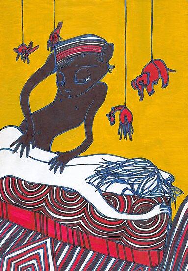 Painful Massage by BeataH