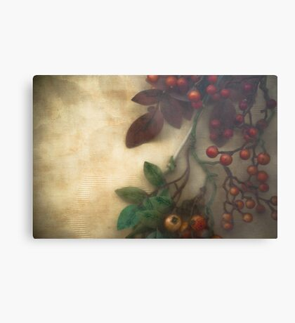 Holy and the Ivy Metal Print