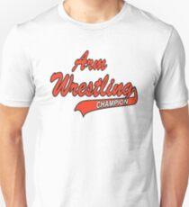 Arm Wrestling Champion T-Shirt