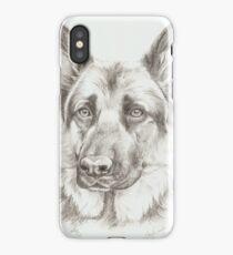 German Shepherd - Sadie iPhone Case/Skin