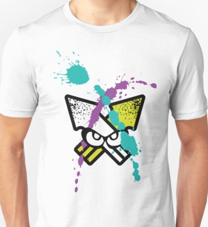 Splatoon - Turf Wars 3 [WHITE Var] T-Shirt