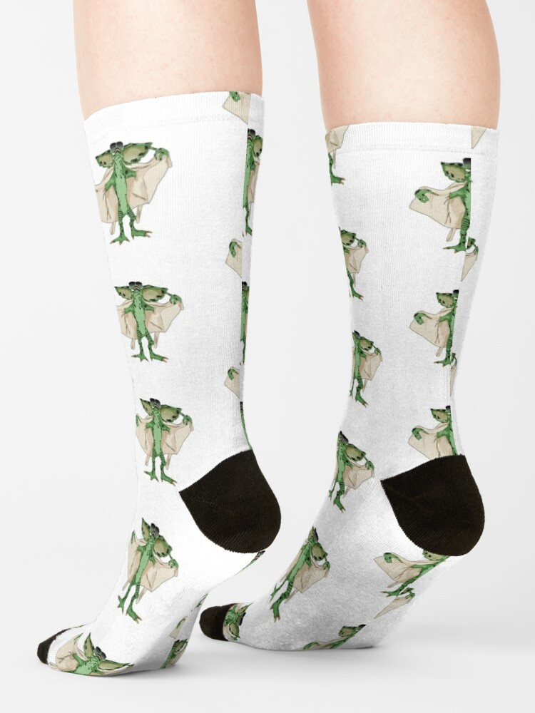 Alternate view of Gremlin Flasher Socks