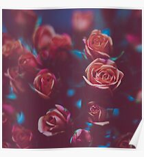 Botánico Oscuro Poster