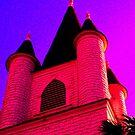 """Church Spires"" by waddleudo"
