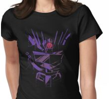 Shockwave Womens Fitted T-Shirt