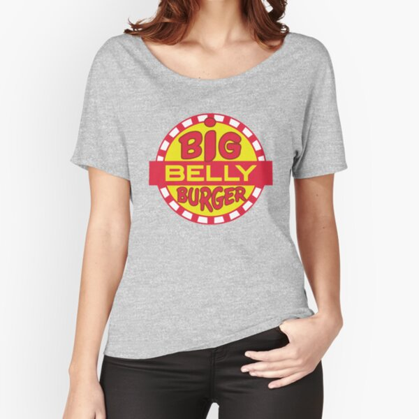 Big Belly Burger shirt - Arrow, Diggle, Starling City Relaxed Fit T-Shirt