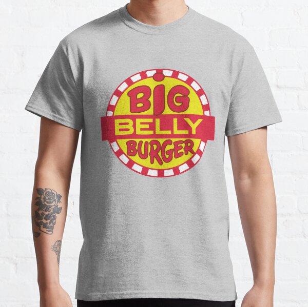 Camisa Big Belly Burger - Arrow, Diggle, Starling City Camiseta clásica