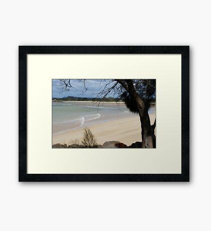 Port Sorrell Framed Print