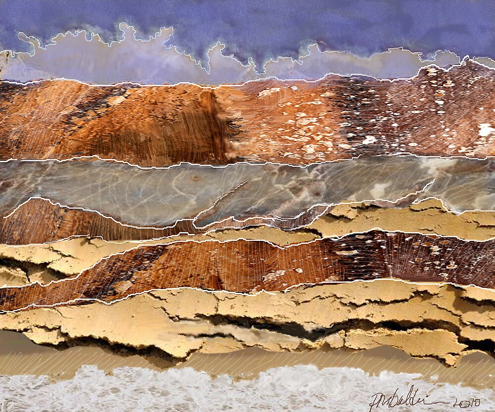 """""""Mountains to the Sea""""  by Patrice Baldwin"""