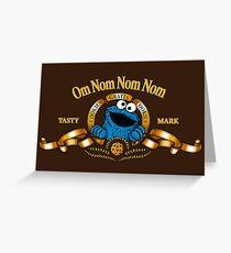 Cookies Gratia Cookies Greeting Card