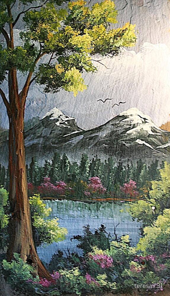 Mountain Lake by teresa731