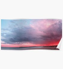 The Sky Above Panorama Poster
