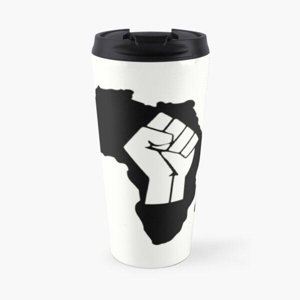 Black Power Travel Mug