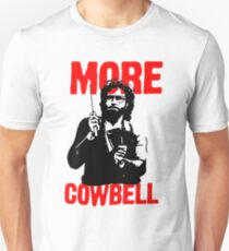 Mehr Cowbell T-Shirt Slim Fit T-Shirt