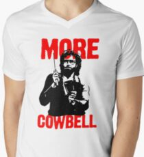 More Cowbell T-Shirt Men's V-Neck T-Shirt
