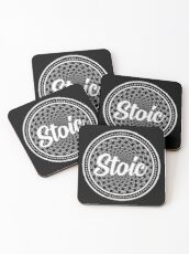 Forever Stoic - Stoic Forever Coasters