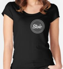 Forever Stoic - Stoic Forever Fitted Scoop T-Shirt