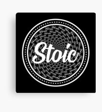 Forever Stoic - Stoic Forever Canvas Print