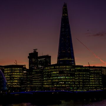 the Shard by timkouroff