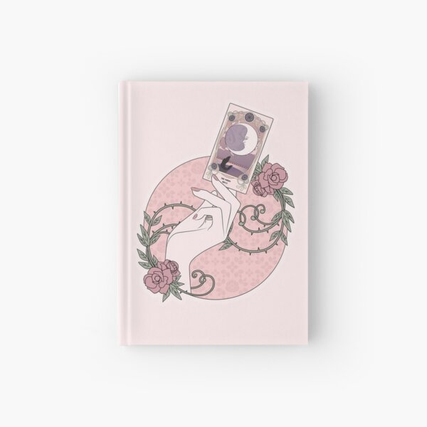 Crafty Witch: Tarot Card Hardcover Journal