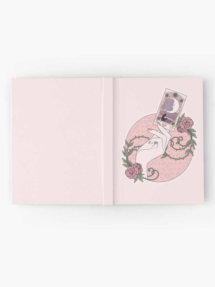 Alternate view of Crafty Witch: Tarot Card Hardcover Journal