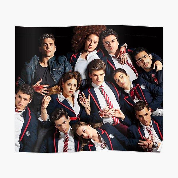 Elite série Netflix  Poster