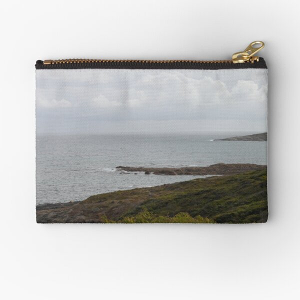At the end of the world Zipper Pouch
