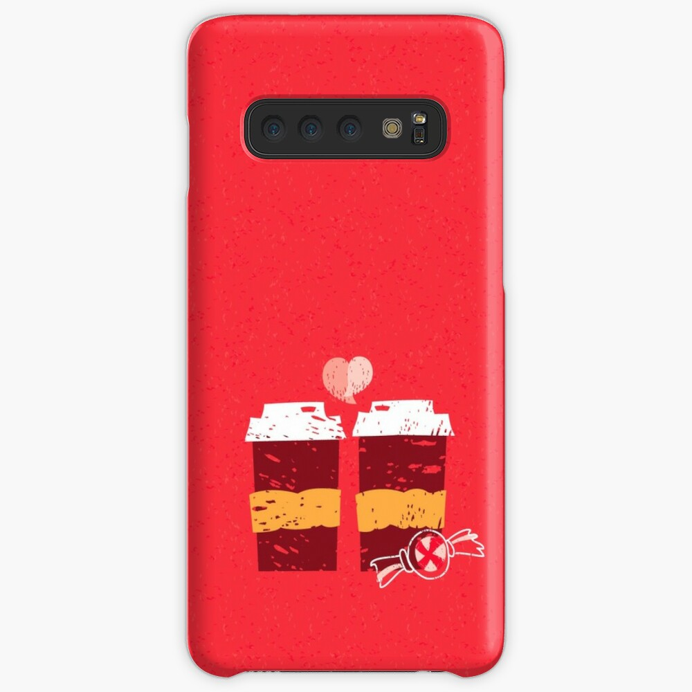 Coffee for Two Case & Skin for Samsung Galaxy