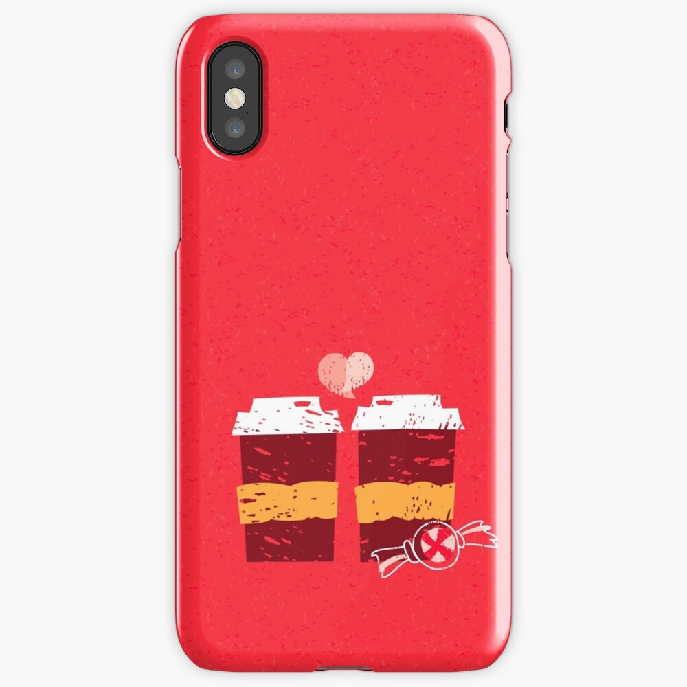 Coffee for Two iPhone Case & Cover