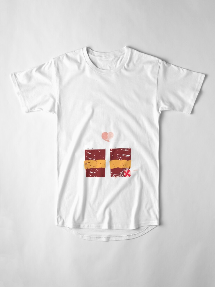 Alternate view of Coffee for Two Long T-Shirt