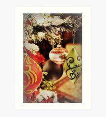 Traditional Ornaments Art Print