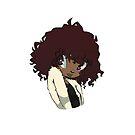 Claudia Cartoon Character Design by Shan Shankaran
