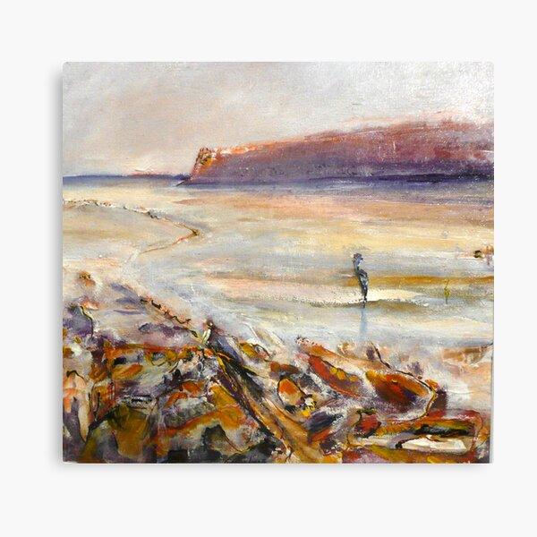 Broome Tide-The flats near Broome WA  Canvas Print